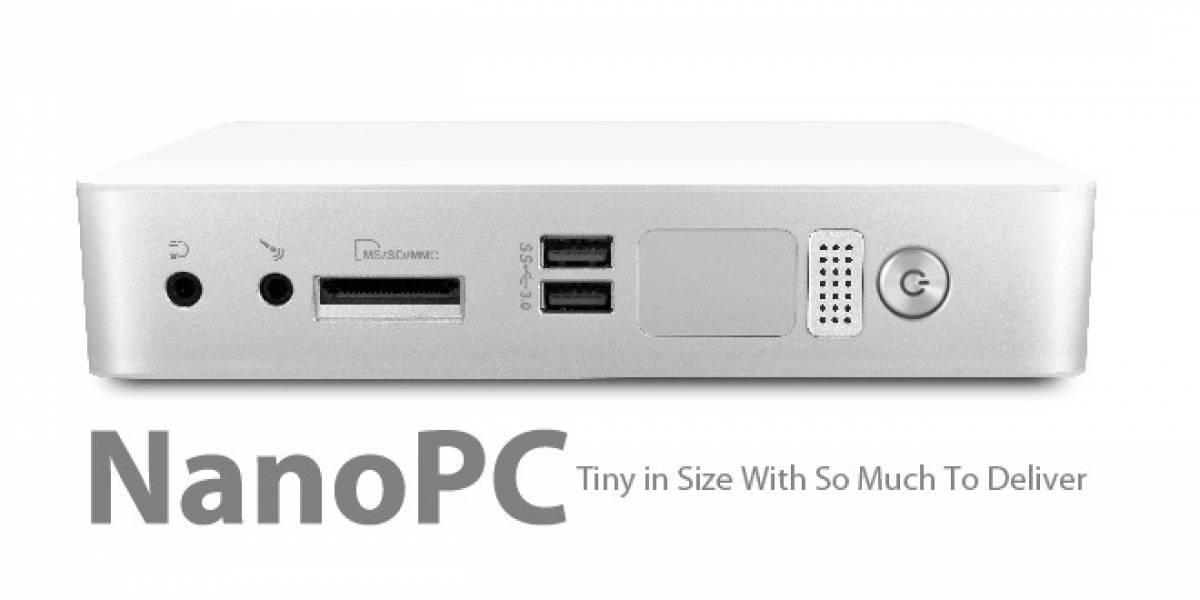 Foxconn presenta sus nuevos y pequeños NanoPC