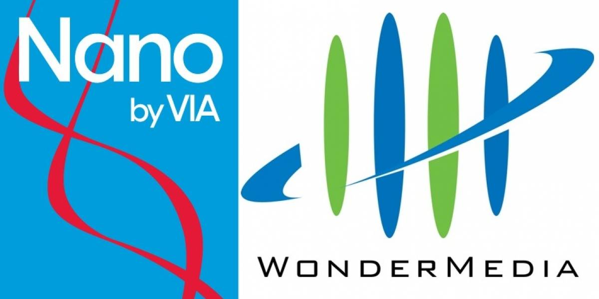 VIA alista un microprocesador híbrido Nano/WonderMedia