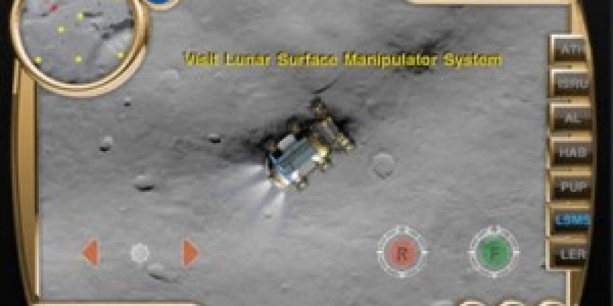 La NASA publica su primer juego para iPhone
