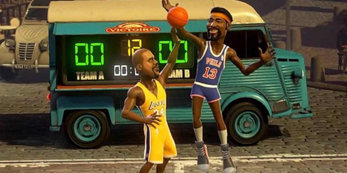 NBA Playgrounds ya tiene fecha de lanzamiento