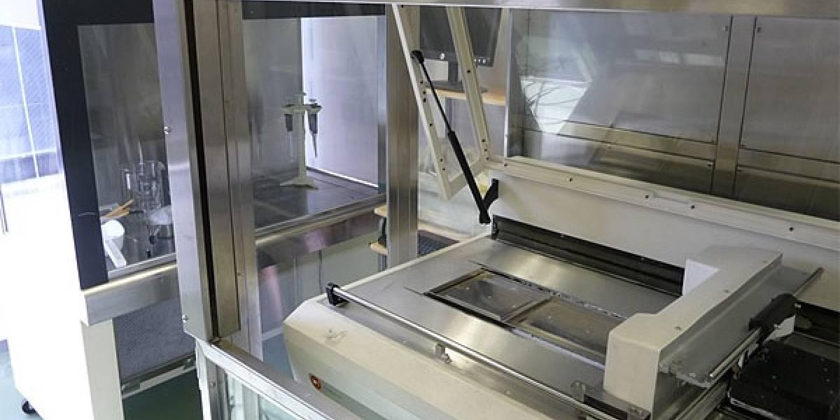 NEDO desarrolla impresora 3D que imprime huesos artificiales