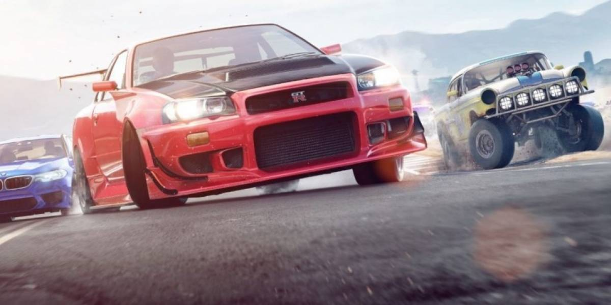 Se anuncia oficialmente Need for Speed: Payback