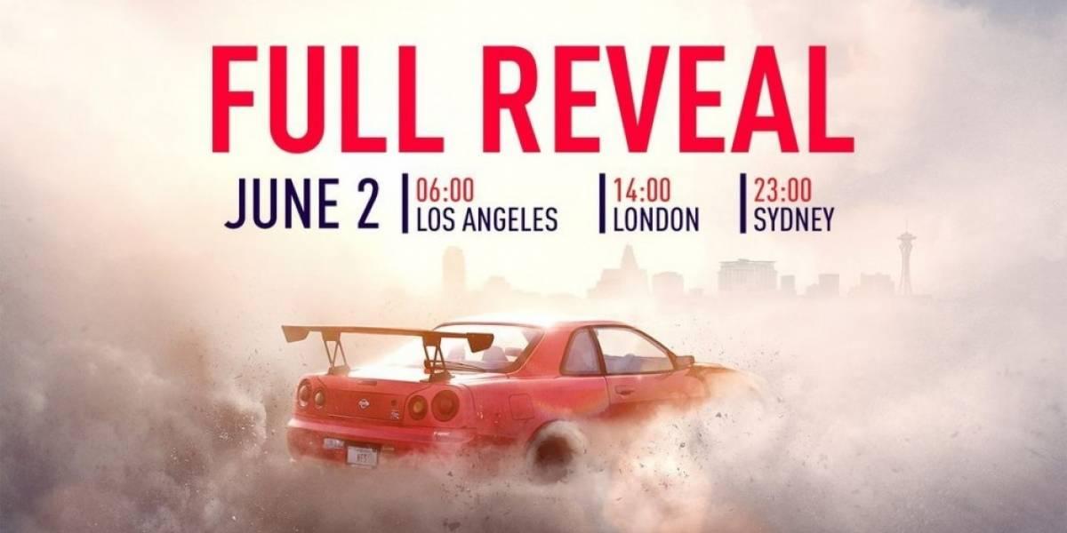 Mañana será la presentación oficial del nuevo Need for Speed