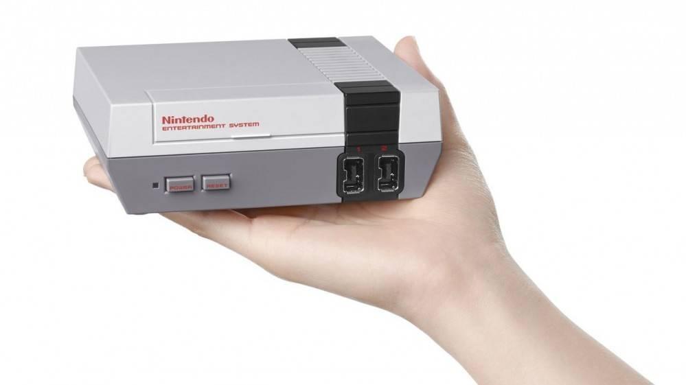 Nintendo relanzará en junio su clásica consola Mini NES