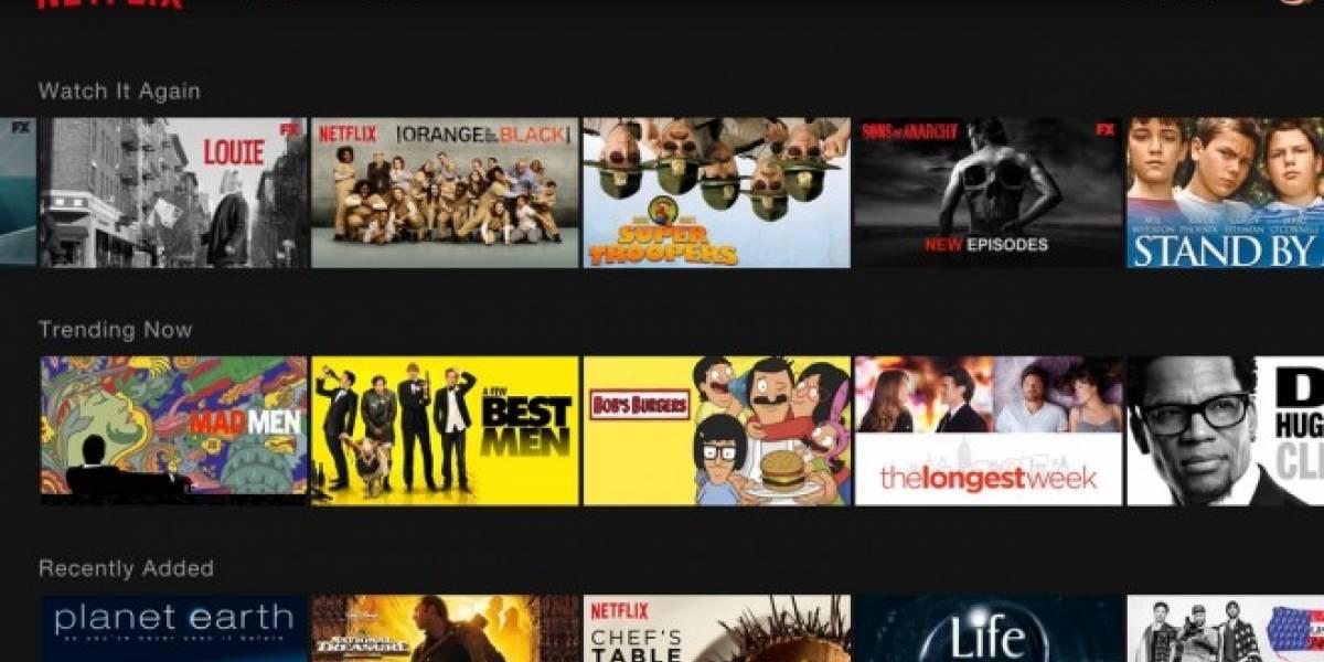 Netflix confirma que por fin cambiará su interfaz web