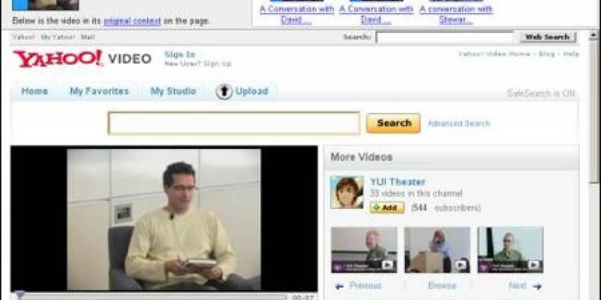 Google Video ahora es un buscador de videos (principalmente)