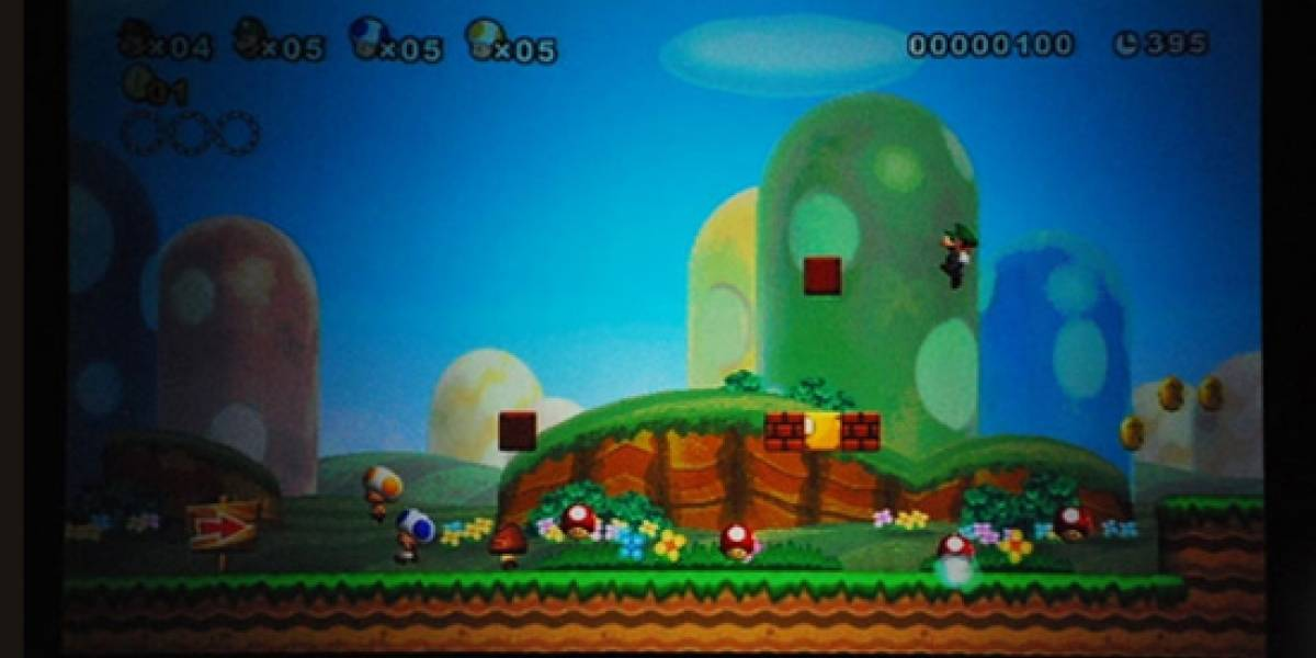 [E309] Nintendo presenta The New Super Mario Bros. para Wii