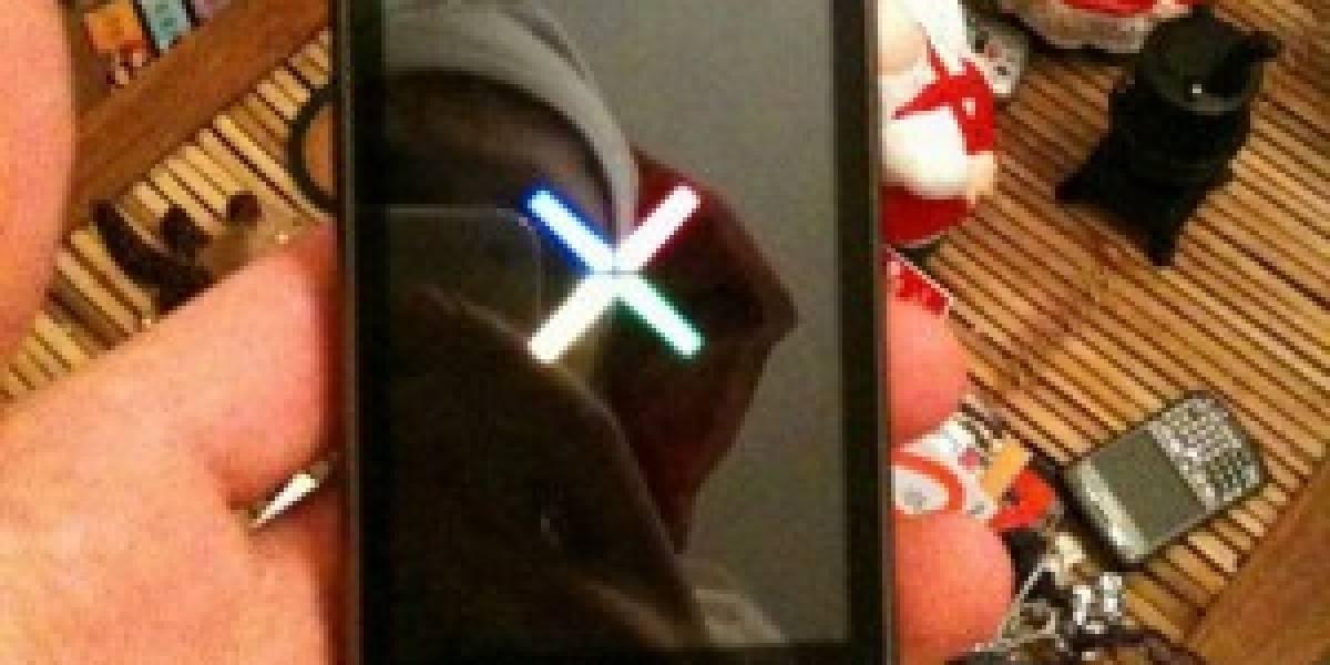 El Nexus One no tiene Multitouch (Corrección: al final sí tiene)