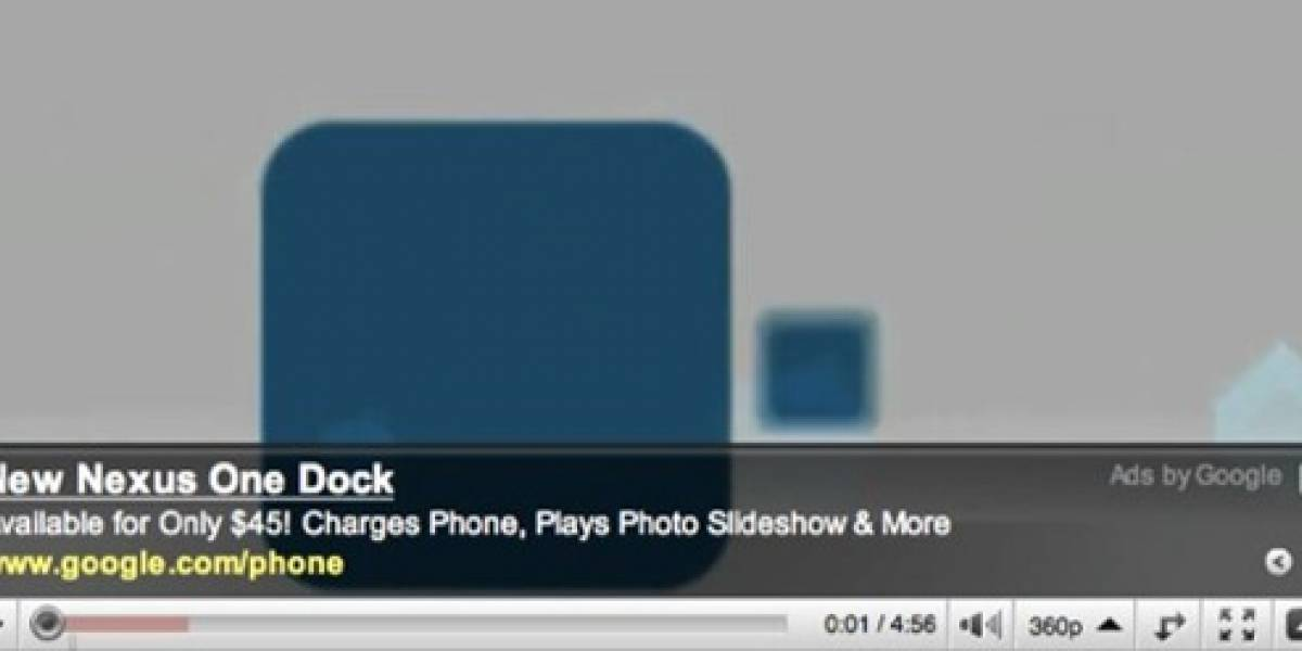 Futurología: Dock para el Nexus One disponible esta semana