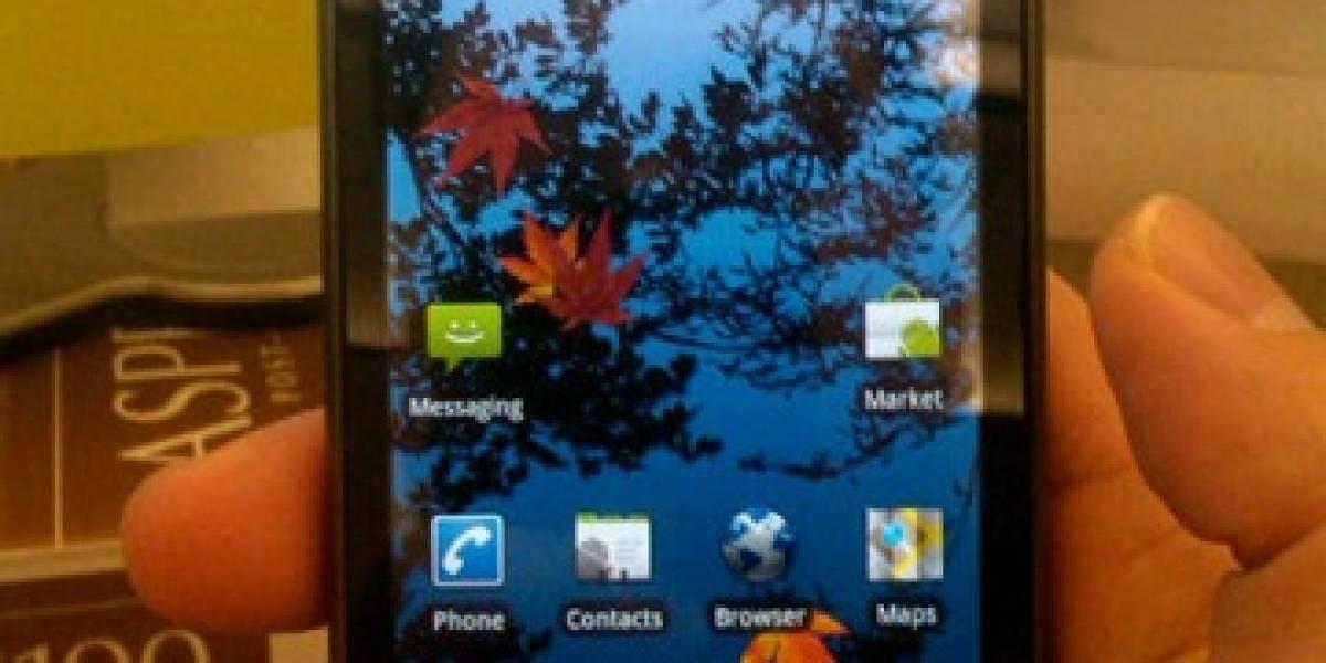 Nueva información y fotos sobre el Google Phone