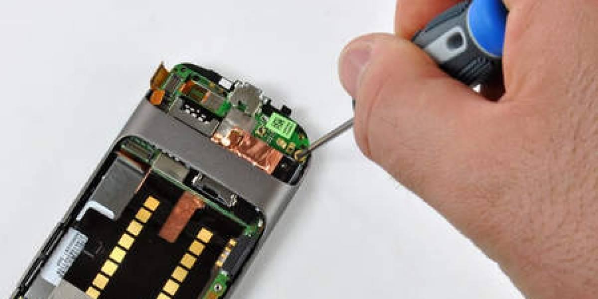 Hacer Nexus One cuesta US$174,15, casi lo mismo que un iPhone
