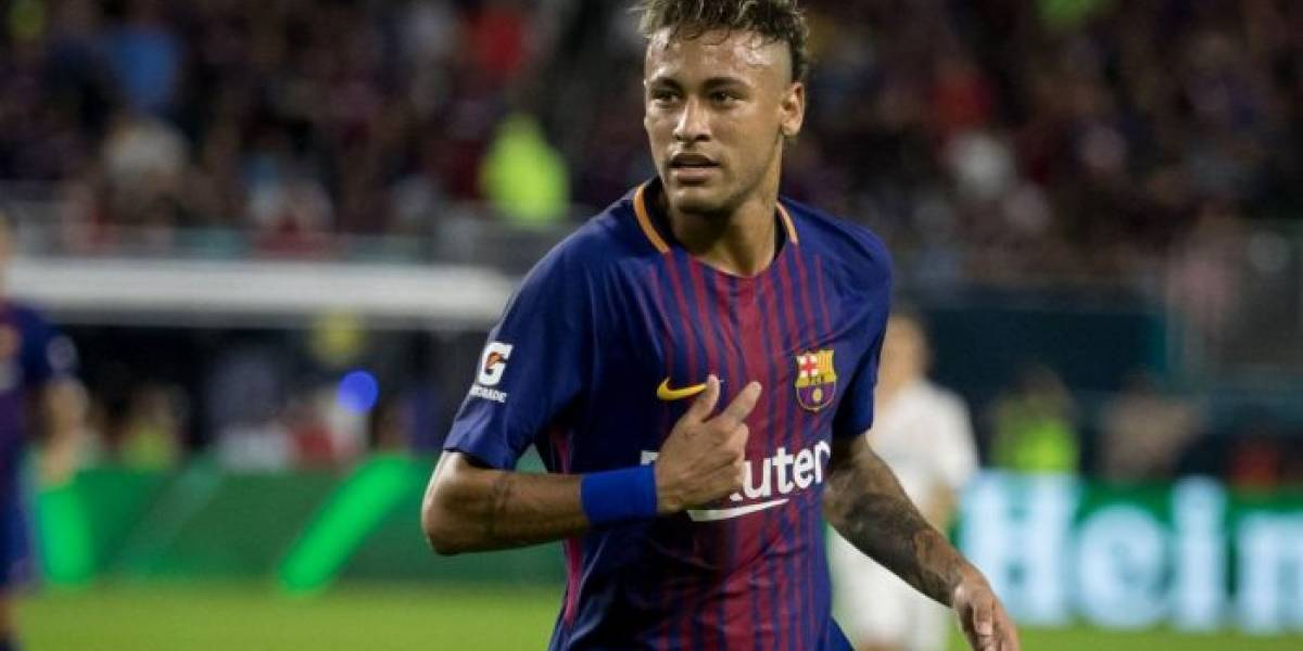 La marcha de Neymar del Barcelona es un problema para Konami y PES 2018