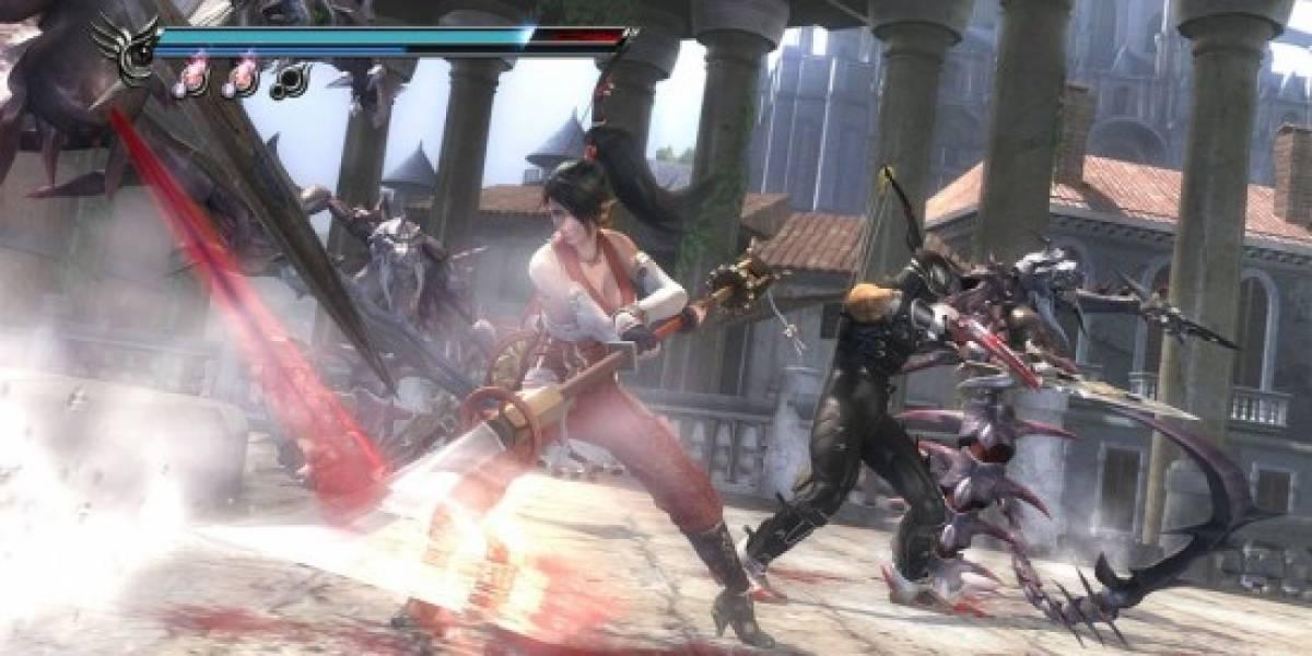 Así se jugará el cooperativo en Ninja Gaiden Sigma 2