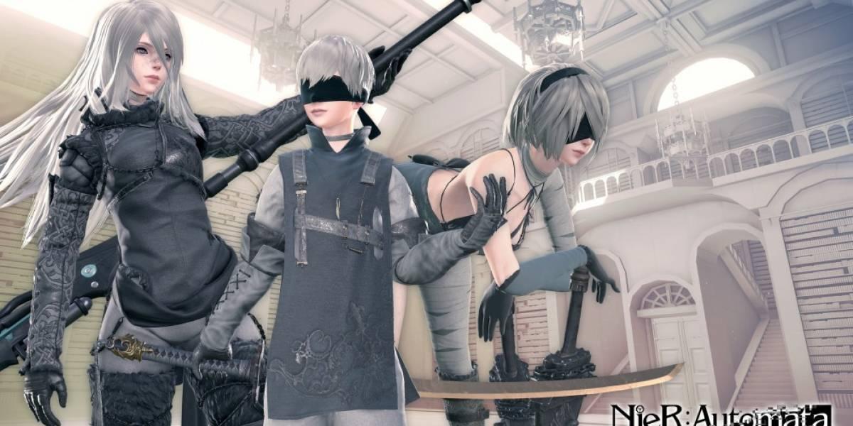 Ya está disponible el DLC de NieR: Automata, vean su tráiler de lanzamiento
