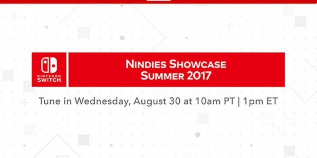 Nintendo presentará un Nindies Showcase este miércoles