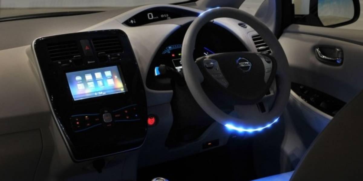 Nissan espera vender vehículos autónomos para el año 2020