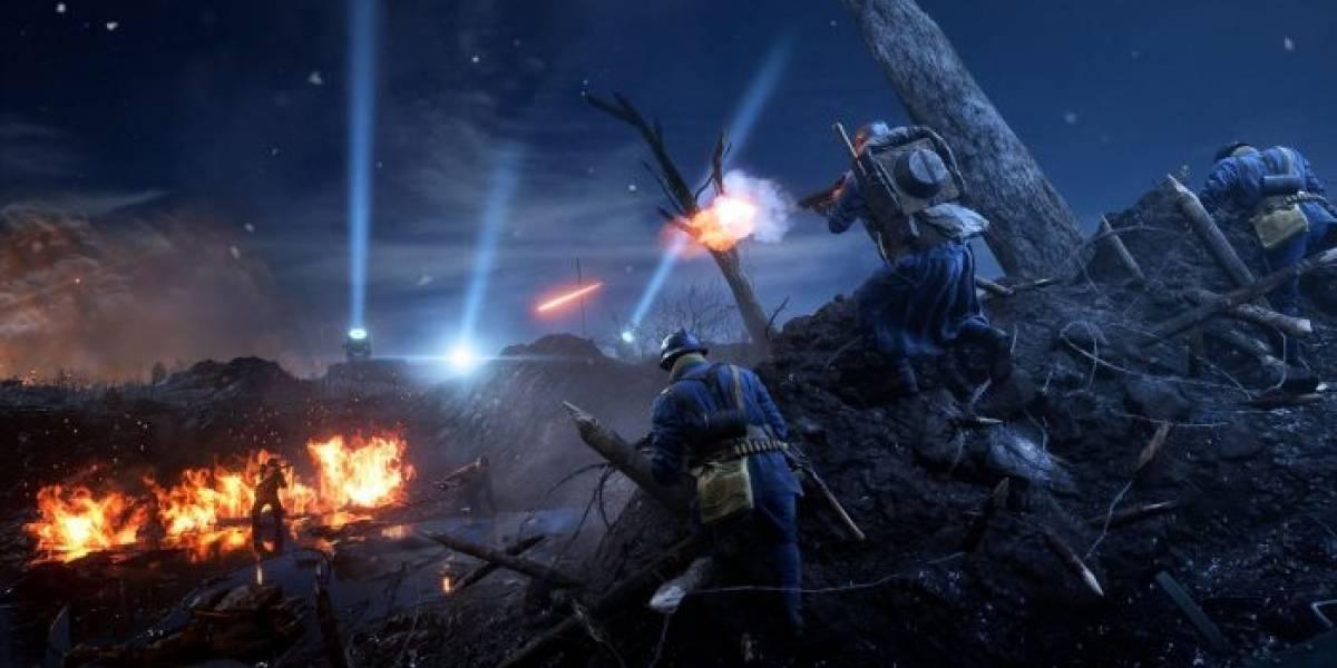 Battlefield 1 permitirá probar gratis sus mapas premium