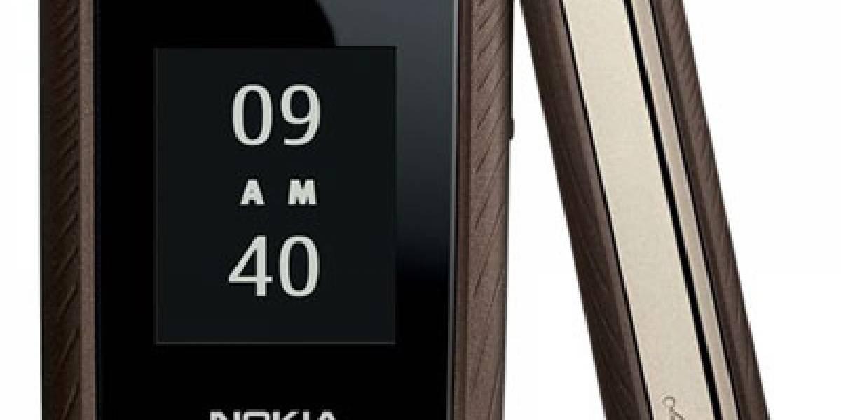 Nokia 3711: 3G, GPS y Bluetooth