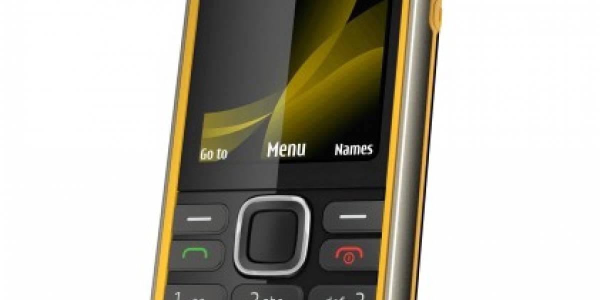 Nokia 3720 classic: El móvil de Chuck Norris