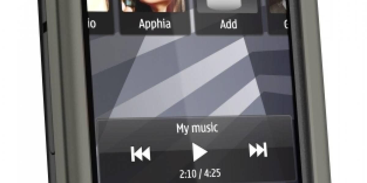 Nokia 5230: Masificando los equipos táctiles