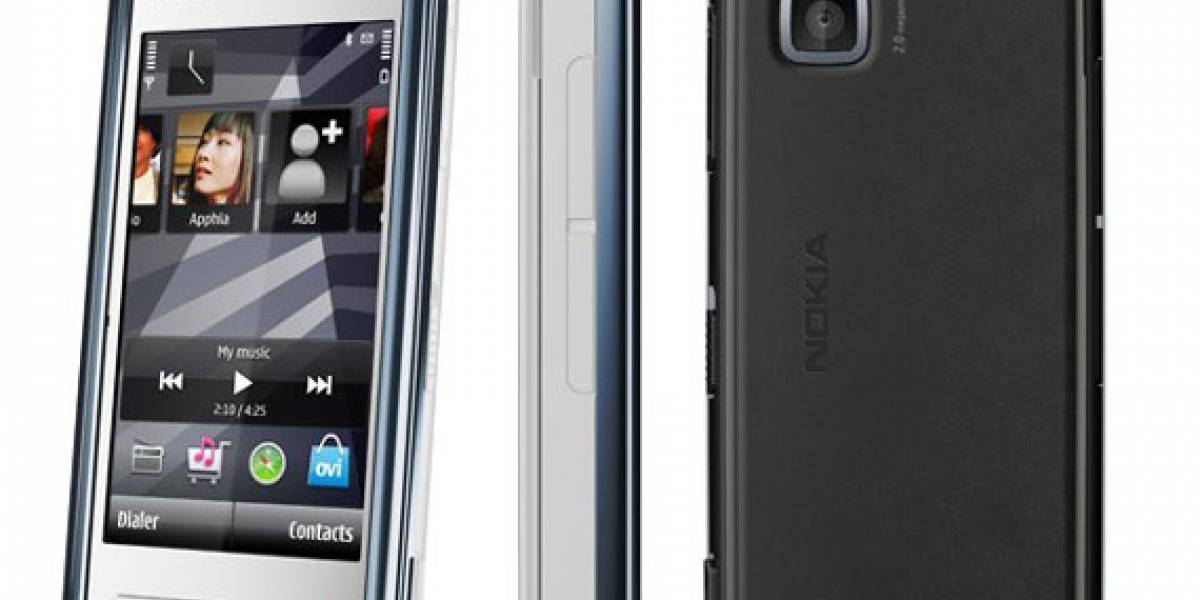 Nokia 5235 Comes With Music: Acceso ilimitado a la Nokia Music Store