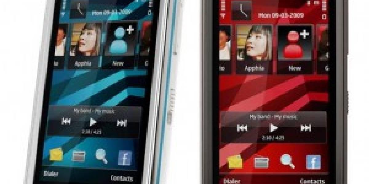 Nokia 5530 recibe actualización de firmware