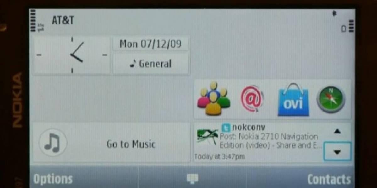Nokia Messaging para Social Networks (Beta) ya disponible