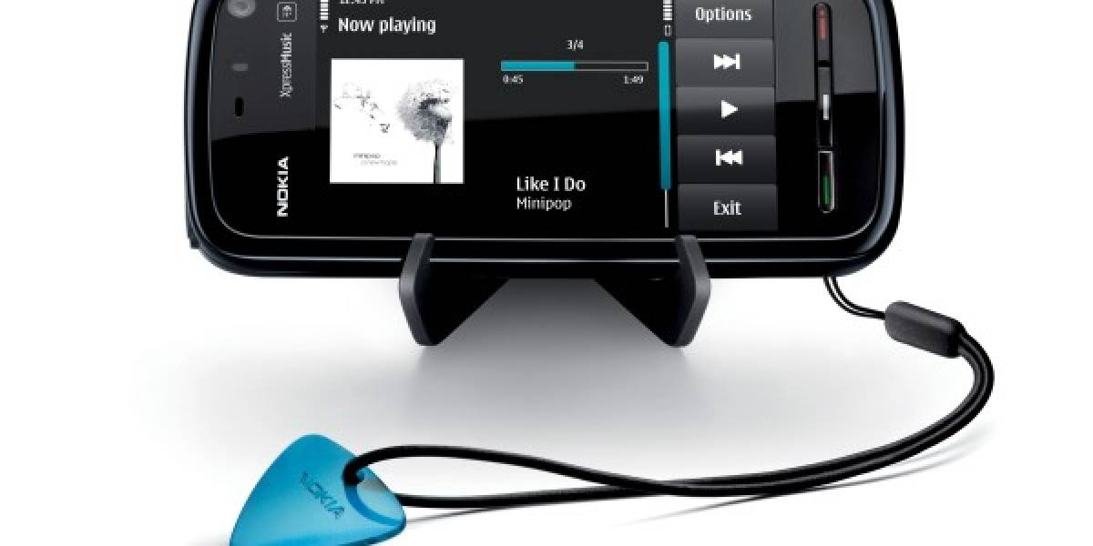 Nokia 5800 XpressMusic [W Labs]