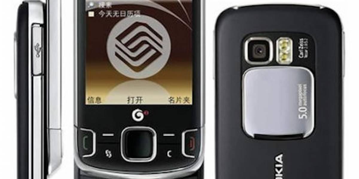Nokia 6788: Ampliando las garras finlandesas hasta China