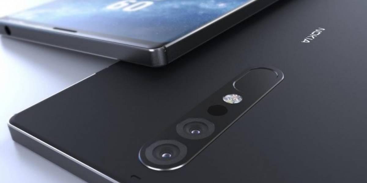 Nokia 9 sería anunciado oficialmente en las próximas semanas