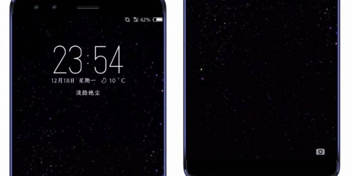 Este render del Nokia 9 confirma su doble cámara frontal