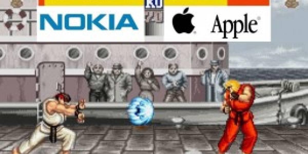 Nokia pide ahora que se impida la importación de iPhones, iPods y Macbooks a EE.UU.
