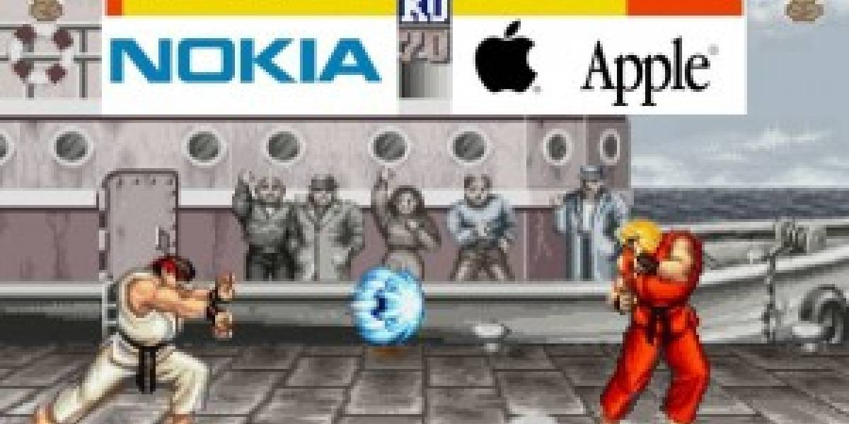 Investigan a Apple por demanda de Nokia