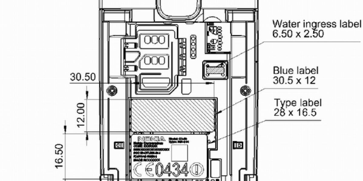El Nokia C3 fue aprobado por la FCC