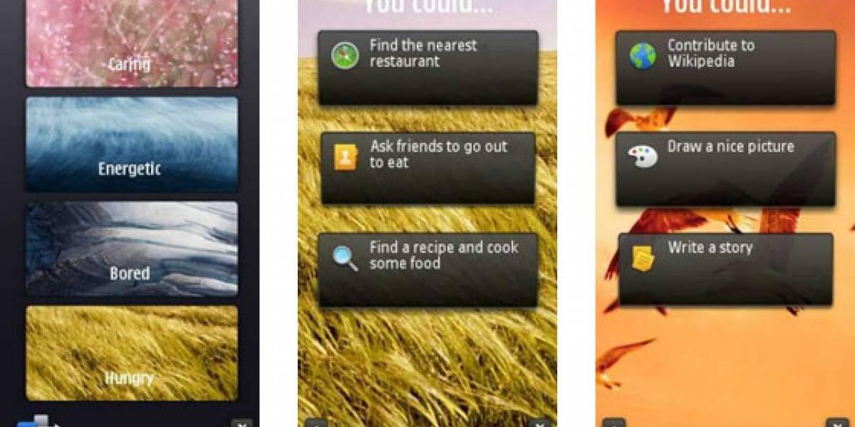 Nokia Feel: Dime tu estado de animo y te diré que hacer