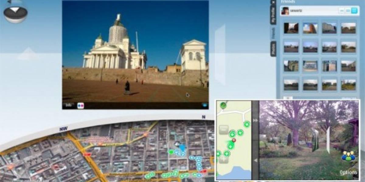 Image Space: Nokia añade Realidad Aumentada a la plataforma S60
