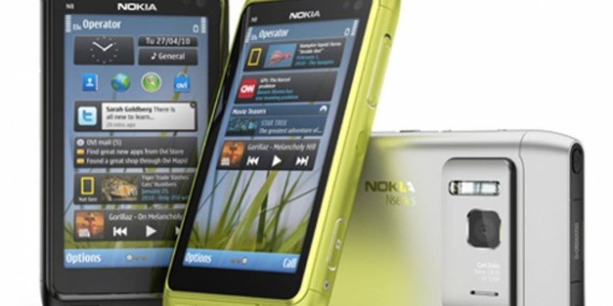 Nokia: Se perdió uno de nuestros niños (llamado N8)