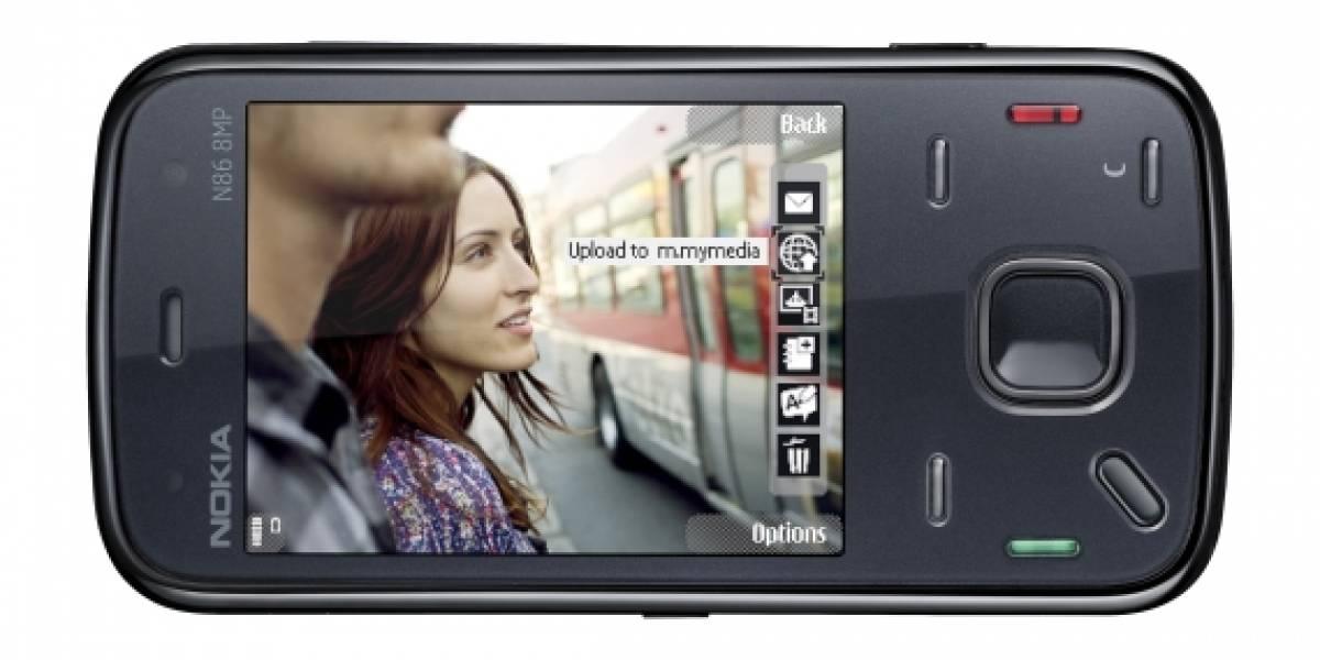 Nokia regala un N86 8MP