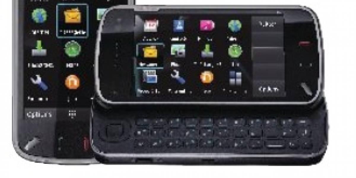 Futurología: Nokia N97 llegará a Argentina también con Claro