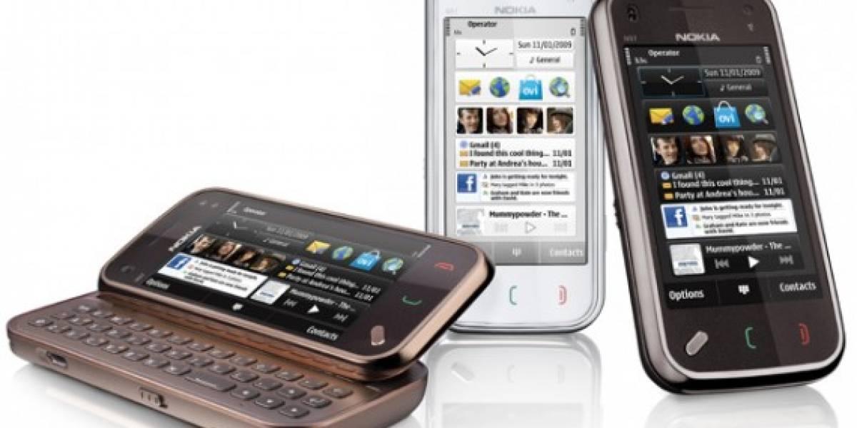 Nokia N97 Mini [W Labs]