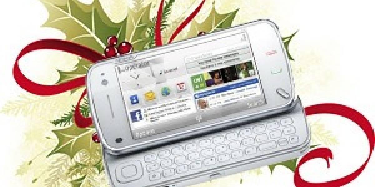 ¡Feliz nOVIdad! Regalamos 5 Nokia N97