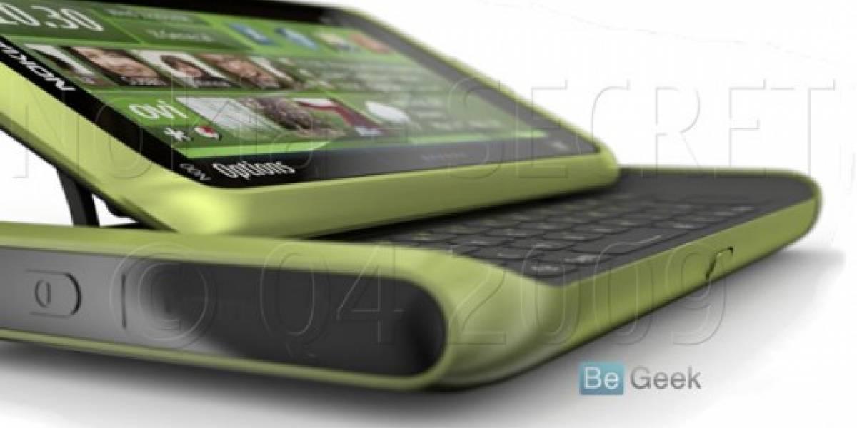 Futurología: Renacen los rumores sobre el Nokia N98