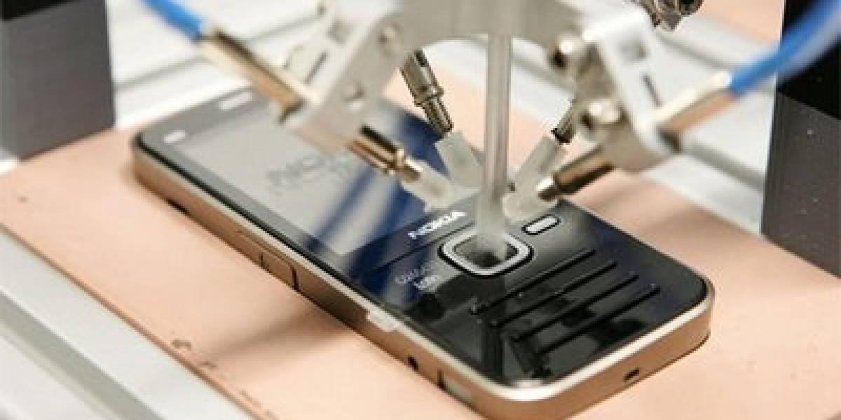 Nokia y sus pruebas de fábrica en celulares