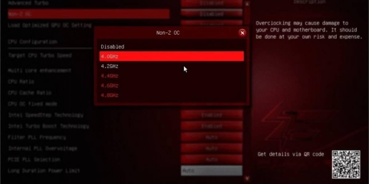 ASUS, Biostar y Gigabyte le dan soporte a Non-Z oveclocking en sus tarjetas madre H87 y B85