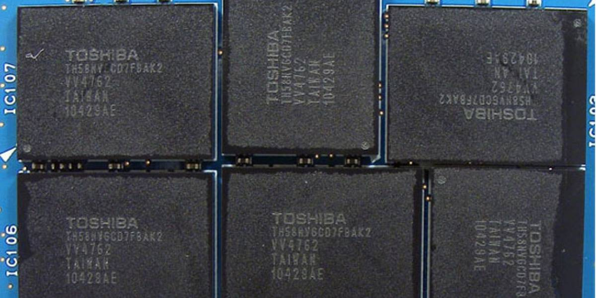 Fabricantes de memorias NAND Flash rechazarán envíos a bajo precio