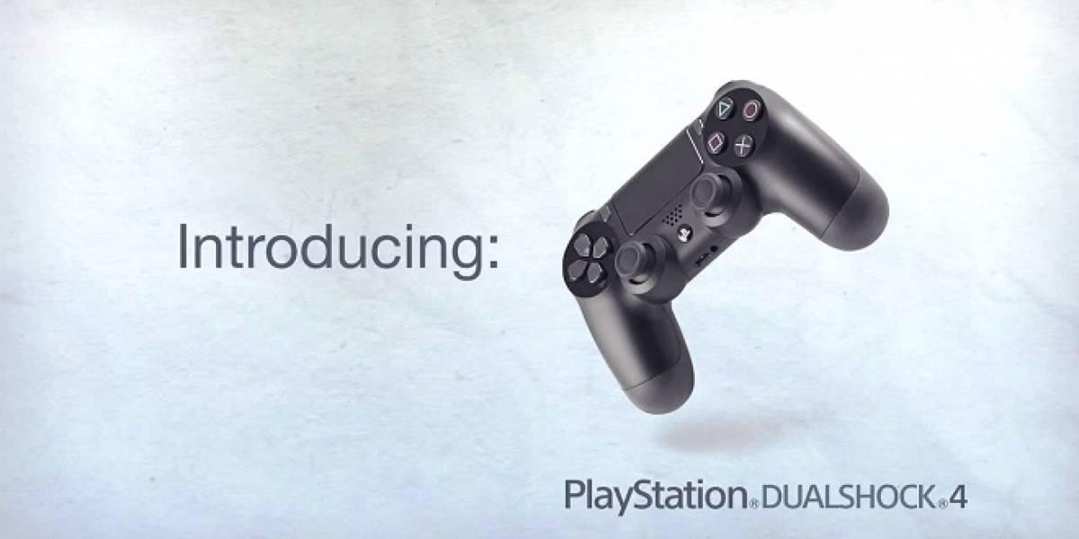 Sony publica video con más detalles técnicos del mando Dualshock 4