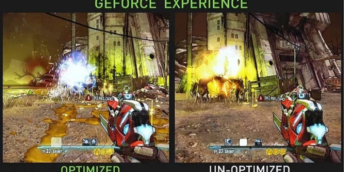 Nvidia explica las mejoras de la v1.1 de su optimizador de juegos GeForce Experience