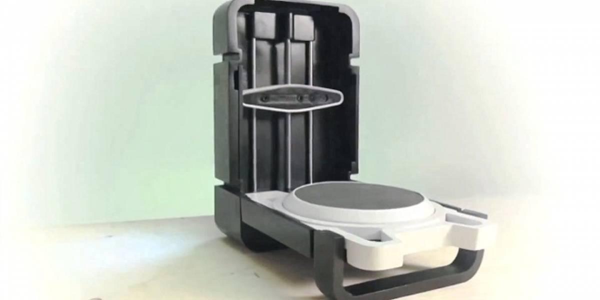 Desarrollan escáner 3D de uso simple