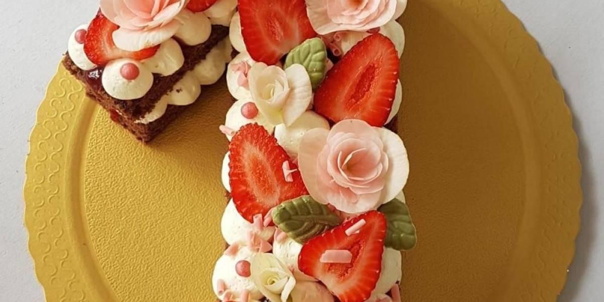 Febre culinária, bolo 'Number Cake' é a nova sensação em aniversários