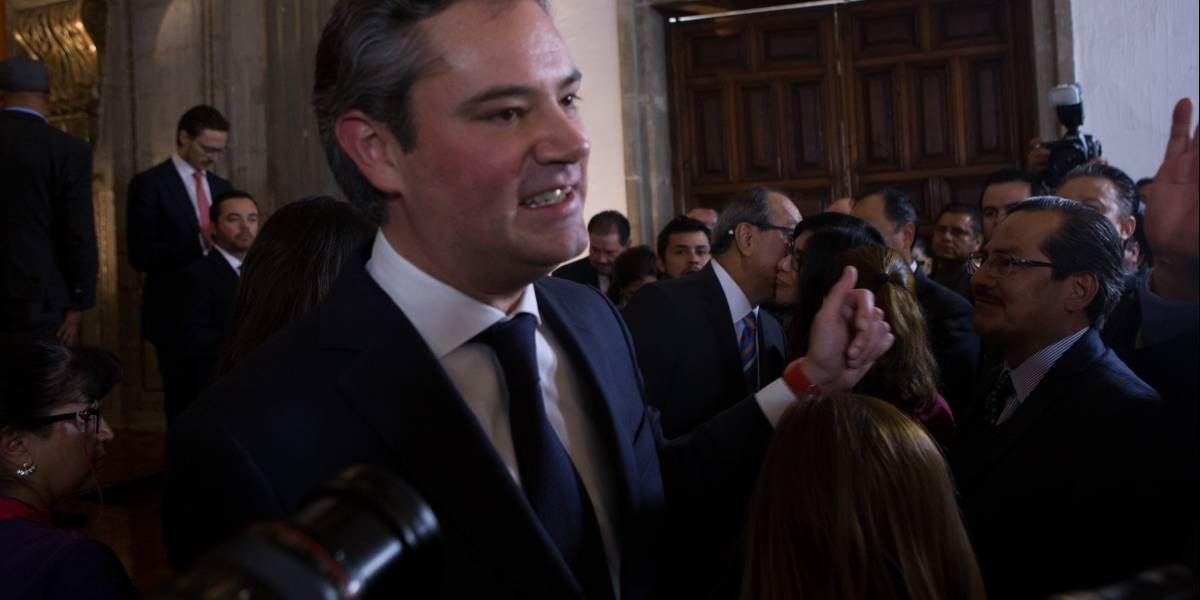 Ricardo Anaya es el precandidato de un frente de incongruencias: Nuño